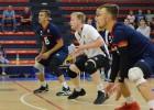 U20 volejbola izlase ar pārliecinošu neveiksmi sāk izšķirošo EČ atlases kārtu