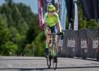 """Riteņbraucēja Laizāne sieviešu """"Giro d'Italia"""" noslēdz kopvērtējuma 70. vietā"""