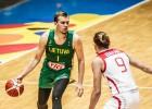 """""""EuroBasket U20"""": Lietuva sagrauj Turciju, Francija sāk ar diviem zaudējumiem"""