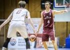 Latvijas U20 izlase izglābjas pamatlaikā, bet pagarinājumā zaudē Polijai