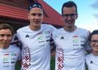 Latvijas orientieristiem Āgenskalnā 17. vieta PČ sprinta stafetē