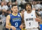 """Pret """"Ventspili"""" labi nospēlējušais Akūns-Persels no Dānijas pārceļas uz NBA"""