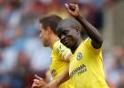 """""""Chelsea"""" pirmo sitienu izdara tikai 34. minūtē, taču viesos uzvar ar 3:0"""