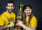 Latvijas čempions Brusevics pievienojas Lietuvas pastarītei