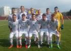 Latvijas U17 izlase izcīna minimālu uzvaru pret Gruzijas vienaudžiem