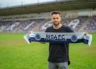 """""""Riga FC"""" pievienojas vēl viens leģionārs - poļu uzbrucējs Bilinskis"""
