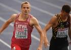 Ārents, Leitis un Misāns sacensībās Eiropā uzstāda savus sezonas labākos rezultātus