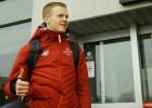 Puķītis kopā ar citiem labākajiem Latvijas šorttrekistiem trenējas pie Krievānes