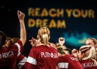 Video: Latvijas dāmas Pasaules kausa trillerī piekāpjas Senegālai