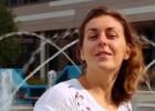 Video: Bijušajai pieccīņniecei Šišlovai ūdens dod enerģijas lādiņu