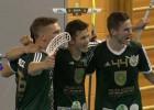 """Video: FBK """"Valmiera"""" pagarinājumā piekāpjas """"Talsu NSS/Krauzers"""""""