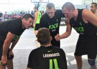 """""""Riga Ghetto Basket"""" divas pārliecinošas uzvaras Čendu """"Masters"""""""