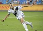 MLS spēlējošais Ibrahīmovičs noliedz iespēju doties īrē uz kādu Eiropas klubu