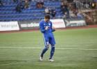 """Čempione """"Daugavpils""""/""""Progress"""" uzvar arī pēdējā 1. līgas spēlē"""