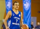 LU panākums pārbaudes spēlē Igaunijā, Bertānam un Timmam kopā 36 punkti