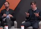 """Video: Krivuņecs pret Gorkšu: """"plūkšanās"""", strīdi par naudu un Virslīgas likteni"""