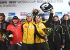 Ķibermanis joprojām stabils un piekāpjas vienīgi olimpiskajiem čempioniem