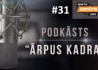 Video: #31 <i>Ārpus Kadra:</i> Bagatskis OUT, Kambala IN, Merzļikins - NHL!