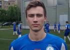 MLS draftā izvēlēts latviešu izcelsmes futbolists Berkolds