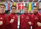 Karatē cīkstonim Jankauskam septītā vieta Eiropas junioru čempionātā