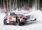 ''Rally Sarma'' uzvar Olivers Solbergs, Sesks/Caune ātrākie savā klasē