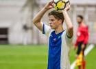 """""""Metta""""/LU pārbaudes spēlē cīnās neizšķirti ar Igaunijas čempionvienību"""