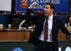 Eirolīgas čempione CSKA pagarina līgumu ar galveno treneri Itudi