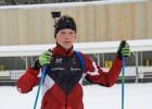 Misem 58. vieta Eiropas junioru čempionāta sprintā