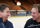 """""""Davos"""" veic pārrunas ar Vītoliņu par līguma pagarināšanu; Znarokam ir piedāvājumi KHL"""