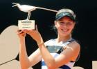 17 gadus vecā Aņisimova Bogotā izcīna pirmo WTA titulu
