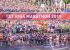 Rīgas maratonā skrējējiem neplānoti nācies veikt garākas distances