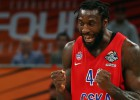 """CSKA bez De Kolo pusfināla pirmajā spēlē pārliecinoši sakauj """"Zenit"""""""