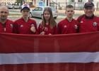 Boksere Boķe sasniedz Eiropas junioru čempionāta pusfinālu