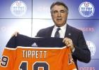 """Edmontonas """"Oilers"""" par jauno treneri nolīgusi pieredzes bagāto Tipetu"""