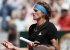 """Vai Zverevs """"Grand Slam"""" turnīrā beidzot uzvarēs divdesmitnieka spēlētāju?"""