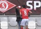 """Video: """"Spartaks"""" izcīna piekto uzvaru pēc kārtas"""