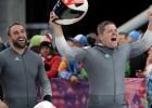 Šveices bobslejisti saņēmuši Soču olimpisko spēļu medaļas