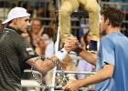 Opelka šogad trešo reizi mačā tikai ar taibreikiem uzvar Atlantas čempionu Isneru