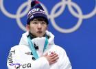 Olimpiskais čempions saņem gada diskvalifikāciju par bikšu novilkšanu komandas biedram