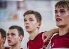 Latvijas U16 izlasei izšķirošā kauja par palikšanu augstākajā divīzijā