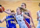 """Krūmiņai deviņi punkti ceturtajā ceturtdaļā, Latvija iekļūst Eiropas """"Top 8"""""""