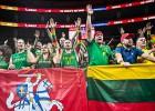 """Sestā diena: Lietuva pret Austrāliju, """"Top 16"""" bez Āzijas un Āfrikas"""