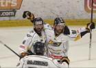 """Video: """"Optibet"""" hokeja līgas sezona sākas ar """"Kurbada"""" uzvaru izbraukumā pār """"Mogo"""""""