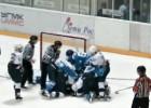 Video: Hokeja dāmas izplūcas Sverdlovskas apgabalā