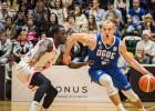 """Labākais uzbrukums sezonā: """"Ogre"""" viesos Valmierā saber 114 punktus"""