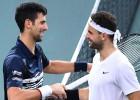 """Pozitīvas """"Covid-19"""" analīzes liek atcelt Džokoviča rīkotā turnīra finālu"""