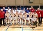 Latvijas izlase ar uzvaru sāk Baltijas kausa izcīņu
