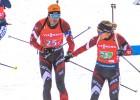 Bendikas un Rastorgujeva duetam cīņa par Eiropas čempionāta zeltu