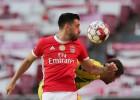 """""""Benfica"""" iznieko lielisku iespēju atgūt vadību Portugāles čempionātā"""