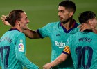 """Ramosa pendele pasniedz """"Real"""" minimālu uzvaru, """"Barcelona"""" iesit četrus"""